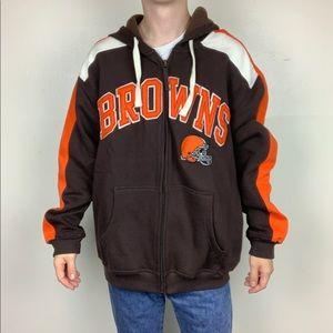 cleveland browns / hoodie